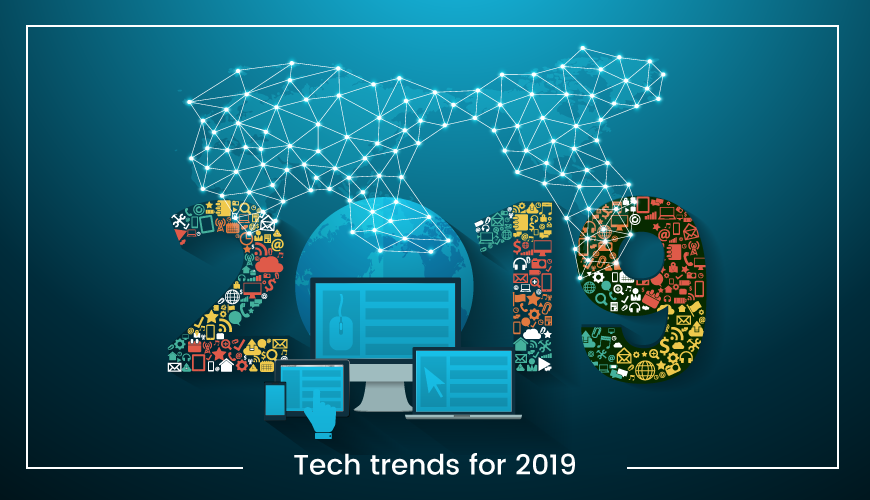 14 Trends Shaping Tech – 2019 CBInsights